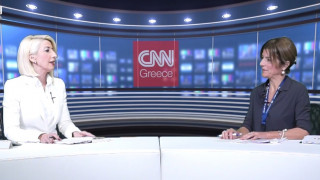 Γιατί αργεί η εξυπηρέτηση αιτημάτων ασύλου εξηγεί η Μ. Σταυροπούλου στο CNN Greece
