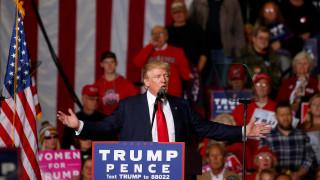 Ντ. Τραμπ: Να ακυρωθούν οι εκλογές και να ανακηρυχθώ νικητής