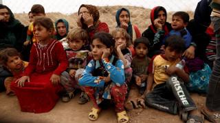 Ο ISIS χρησιμοποιεί χιλιάδες γυναίκες και παιδιά ως ανθρώπινες ασπίδες στη Μοσούλη