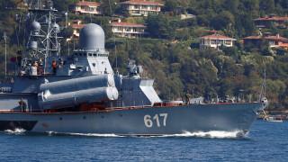 Αντιτορπιλικό μέσω... Πειραιά στέλνουν οι Ρώσοι στη Συρία