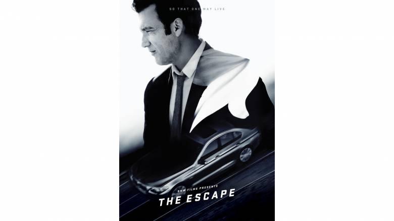 Το Escape είναι το νέο βίντεο δράσης της BMW