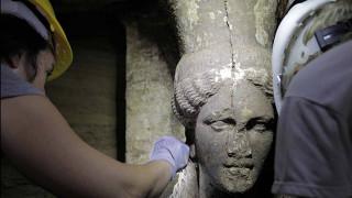 Νέα στοιχεία για την Αμφίπολη: Η μεγαλοπρεπής είσοδος για τον νεκρό
