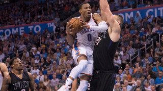 «50άρα» από τον Γουέστμπρουκ στο NBA με ιστορικό triple double
