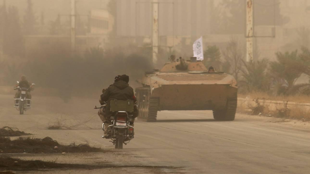 Συρία: Ρουκέτες, αεροπορικές επιδρομές, νεκροί άμαχοι και πείνα στο πολιορκημένο Χαλέπι