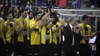 Α1 μπάσκετ: νίκη και στα Τρίκαλα η ΑΕΚ, συνεχίζει αήττητη