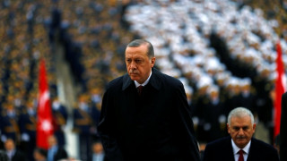 Ερντογάν: «Τα νησιά του Αιγαίου ήταν δικά μας»