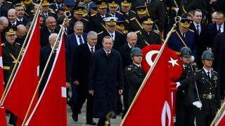 Ο Ερντογάν απειλεί τις σιιτικές οργανώσεις που μάχονται κατά του ISIS στο Βόρειο Ιράκ