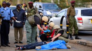 Κένυα: O ISIS ανέλαβε την ευθύνη για την επίθεση έξω από την αμερικανική πρεσβεία στο Ναϊρόμπι