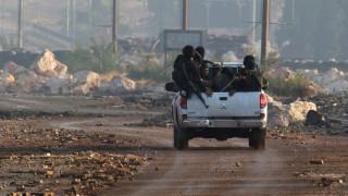 Χαλέπι: Επίθεση τζιχαντιστών κατά θέσεων του στρατού με πέντε νεκρούς