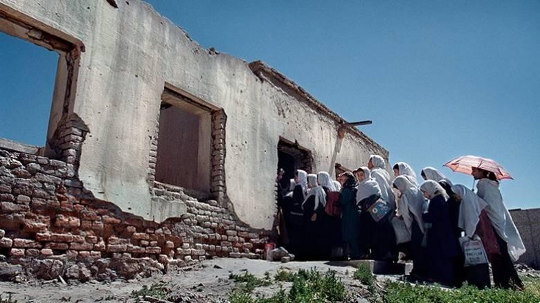 Αφγανιστάν: Πάνω από 300 σχολεία έχουν κάνει στάχτη οι Ταλιμπάν
