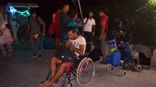 Χίος: Τραυματίες σε νέες συμπλοκές σε καταυλισμό προσφύγων