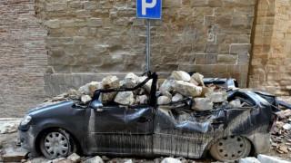 Σεισμός Ιταλία: Εννέα μετασεισμοί άνω των 4R μέσα σε δύο ώρες