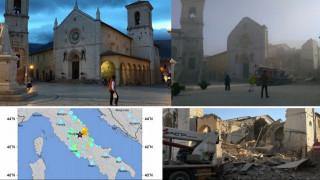 Σεισμός Ιταλία: Συντρίμμια, απόγνωση και τρόμος για νέο χτύπημα του Εγκέλαδου (pics&vids)