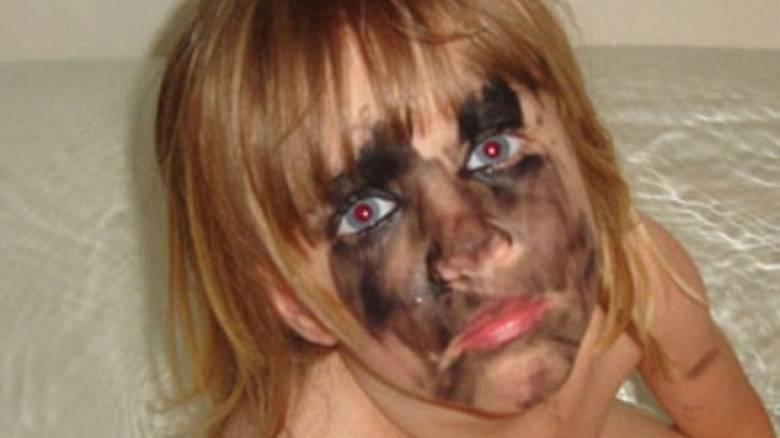 Απίθανες εικόνες από τις σκανδαλιές παιδιών (pics)