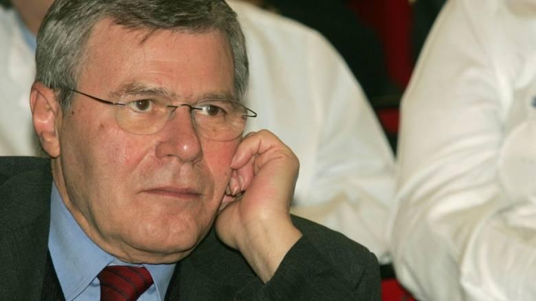 Πέθανε ο πρώην υπουργός Υγείας Κώστας Στεφανής