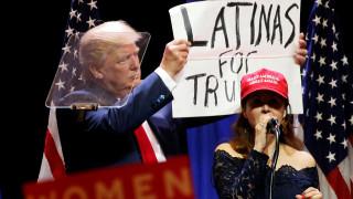 Κλείνει η ψαλίδα μεταξύ Κλίντον και Τραμπ στις δημοσκοπήσεις