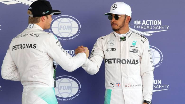 F1: ο Χάμιλτον κέρδισε στο Μεξικό, ο Ρόσμπεργκ αγκάλιασε τον τίτλο