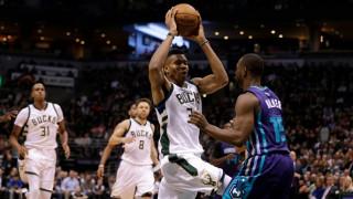 NBA: οι Μπακς έχασαν από το Ντιτρόιτ, αλλά ο Αντετοκούνμπο μπήκε σε ένα ακόμη TOP 10
