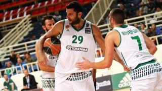 Α1 μπάσκετ: εύκολη νίκη του Παναθηναϊκού με την Κύμη