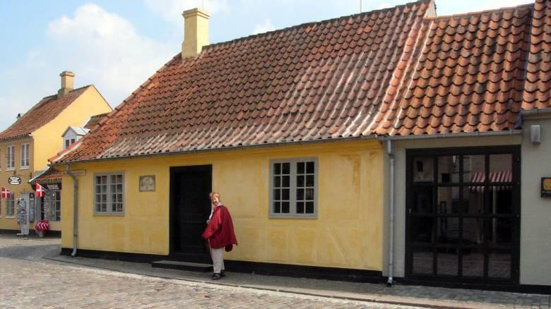 Παραμυθένιο μουσείο στη Δανία στη μνήμη του Χανς Κρίστιαν Άντερσεν