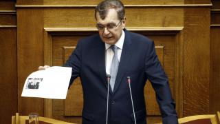 Συγκυβέρνηση ΠΑΣΟΚ-ΣΥΡΙΖΑ «βλέπει» ο Δ. Κρεμαστινός