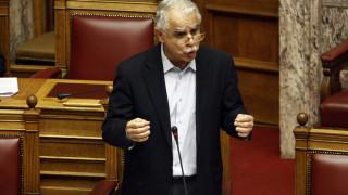 Γ.Μπαλάφας: Κοινή πορεία με το ΠΑΣΟΚ αν σταματήσει να είναι «κώλος και βρακί» με τη ΝΔ