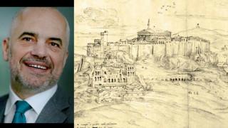 Έντι Ράμα: «Η Ακρόπολη είναι ακόμη ζωντανή χάρη σε έναν Αλβανό»