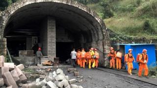 Κίνα: Συνεχίζονται οι έρευνες για τους 20 εγκλωβισμένους ανθρακωρύχους