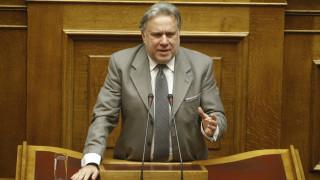 Επίθεση Γ. Κατρούγκαλου στον Π. Παραρά για την Επιτροπή Διαλόγου