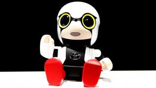 Ένα μίνι ρομπότ συντροφιάς λύση στην υπογεννητικότητα;