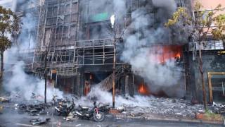 Βιετνάμ: 13 νεκροί από πυρκαγιά σε νυχτερινό κέντρο