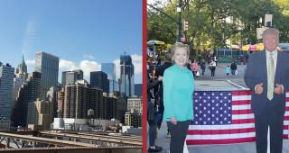Εκλογές ΗΠΑ 2016: η ανατροπή, η τουριστική ατραξιόν και οι προεδρικές εκπτώσεις