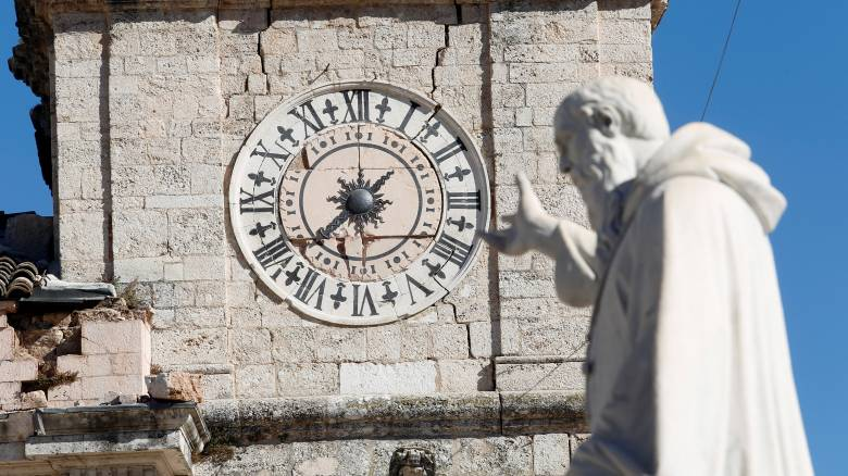 Ιταλία: Μετά τους σεισμούς ένα ανενεργό ηφαίστειο «απειλεί» την Αιώνια Πόλη