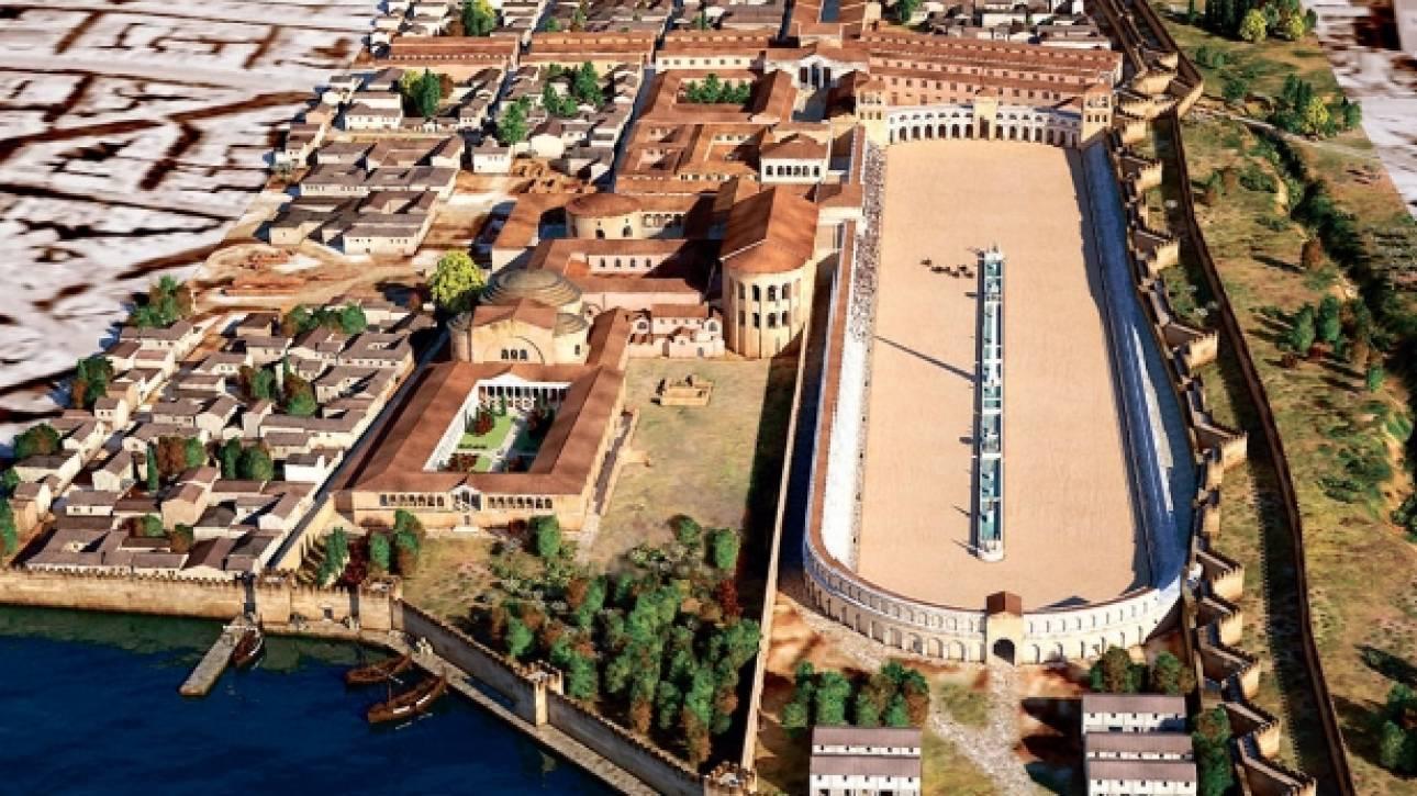 Έτσι ήταν το κέντρο της Θεσσαλονίκης στη Ρωμαϊκή εποχή - Υπέροχη ψηφιακή απεικόνιση (Pics)