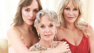Τίπι, Μέλανι & Ντακότα: το οικογενειακό πορτρέτο τριών γενεών του Χόλιγουντ