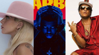 Gaga, Weeknd & Bruno Mars η Αγία Τριάδα της μουσικής για τα Αγγελάκια φέτος