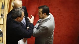 Ενημέρωση Ν. Παππά προς βουλευτές ΣΥΡΙΖΑ