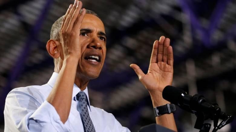 Ομπάμα: Οι κυβερνητικές έρευνες δεν πρέπει να επηρεάσουν την κοινή γνώμη στις εκλογές