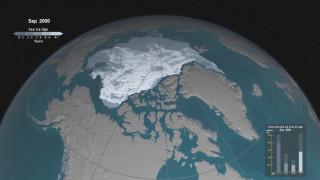 Η τρομακτική έκθεση της NASA για τους πάγους της Αρκτικής