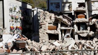 Ιταλία: 70 μετασεισμοί κατά τη διάρκεια της νύχτας