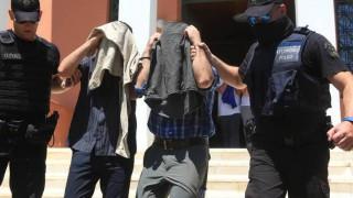 Στο Εφετείο οι οκτώ Τούρκοι στρατιωτικοί