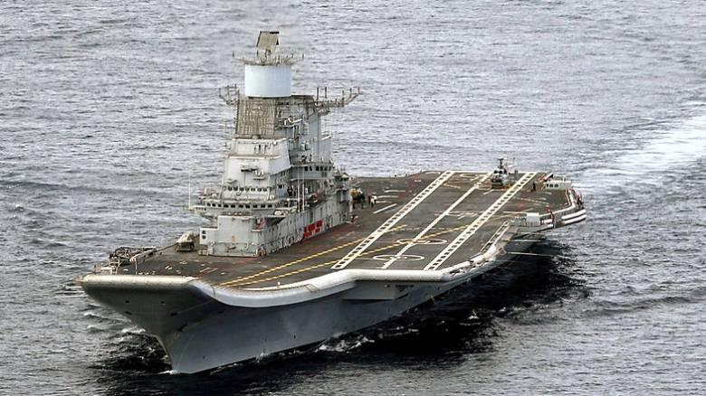 Τα καμάρια των στόλων: Έξι από τα μεγαλύτερα πολεμικά πλοία στον κόσμο