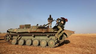Κουρδική επιχείρηση για την ανακατάληψη της Ράκα χωρίς τη συμμετοχή της Τουρκίας