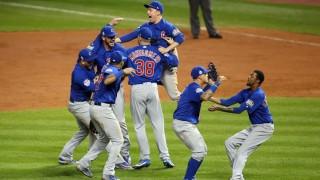 """MLB: οι Σικάγο Καμπς έσπασαν την Ελληνική """"κατάρα του τράγου"""" και κέρδισαν το πρωτάθλημα μπέιζμπολ"""