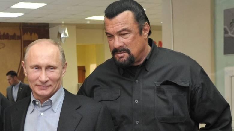 Στίβεν Σιγκάλ: Επίσημα Ρώσος και με τη βούλα Πούτιν