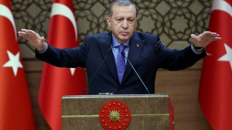 Ερντογάν προς Γερμανία: Έχετε γίνει καταφύγιο τρομοκρατών