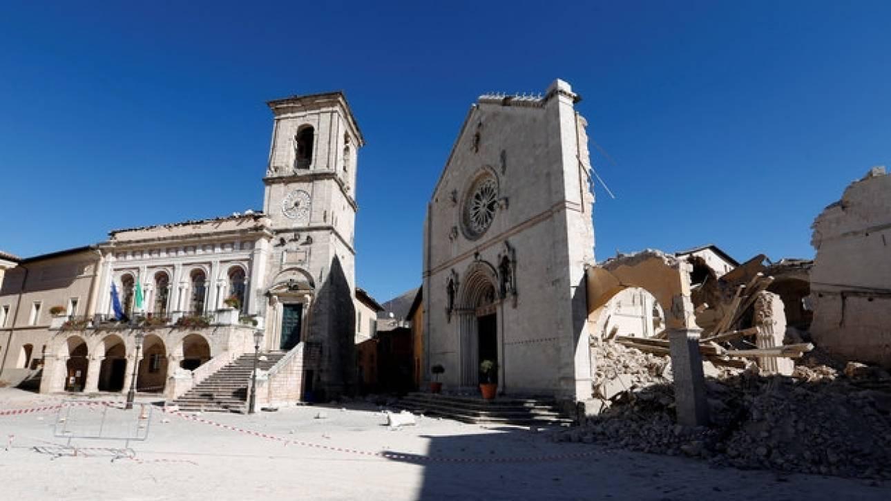 Ιταλία: 22.000 σεισμικές δονήσεις από τον Αύγουστο