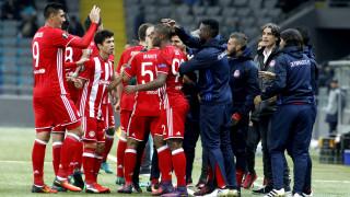 Europa League: μπορούσε και τη νίκη ο Ολυμπιακός, που έμεινε στο 1-1 με την Αστάνα