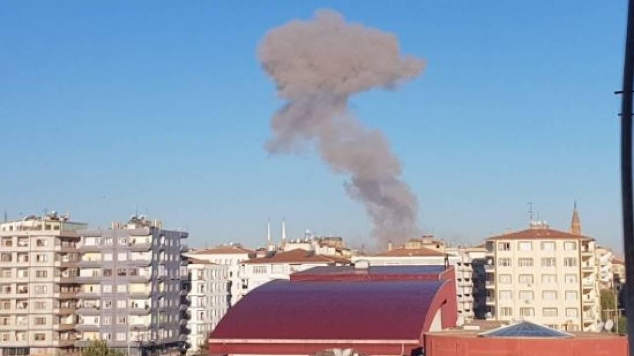 Έκρηξη στο κέντρο του Ντιγιάρμπακιρ (pics&vid)