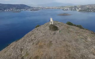Ο μύθος της μαρμαρωμένης πεντάμορφης στη νήσο Ράφτη